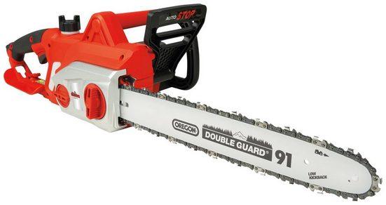 Grizzly Tools Elektro-Kettensäge »EKS 2240-3 QT«, 46,0 cm Schwertlänge, Set