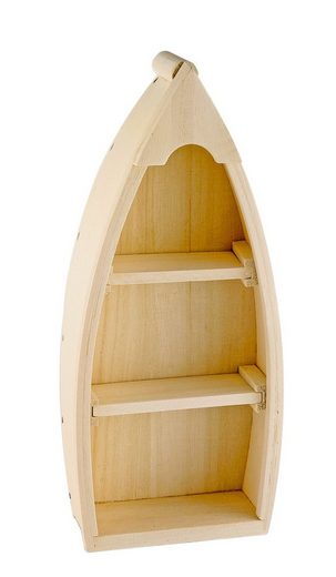 VBS Dekoobjekt »Fischerboot«, 11 cm x 26,5 cm