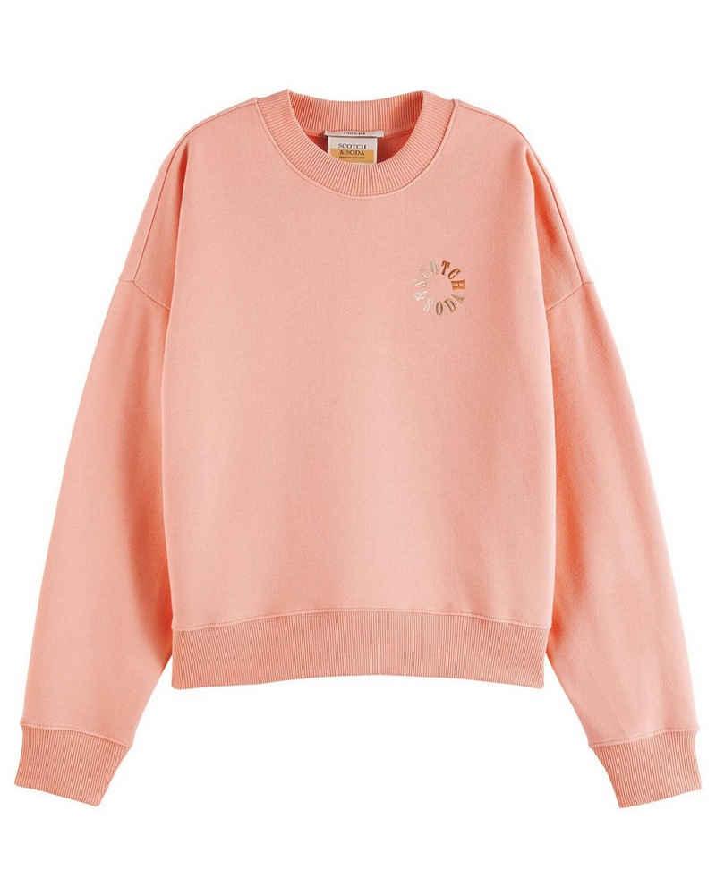 Scotch & Soda Sweatshirt »Damen Sweatshirt«