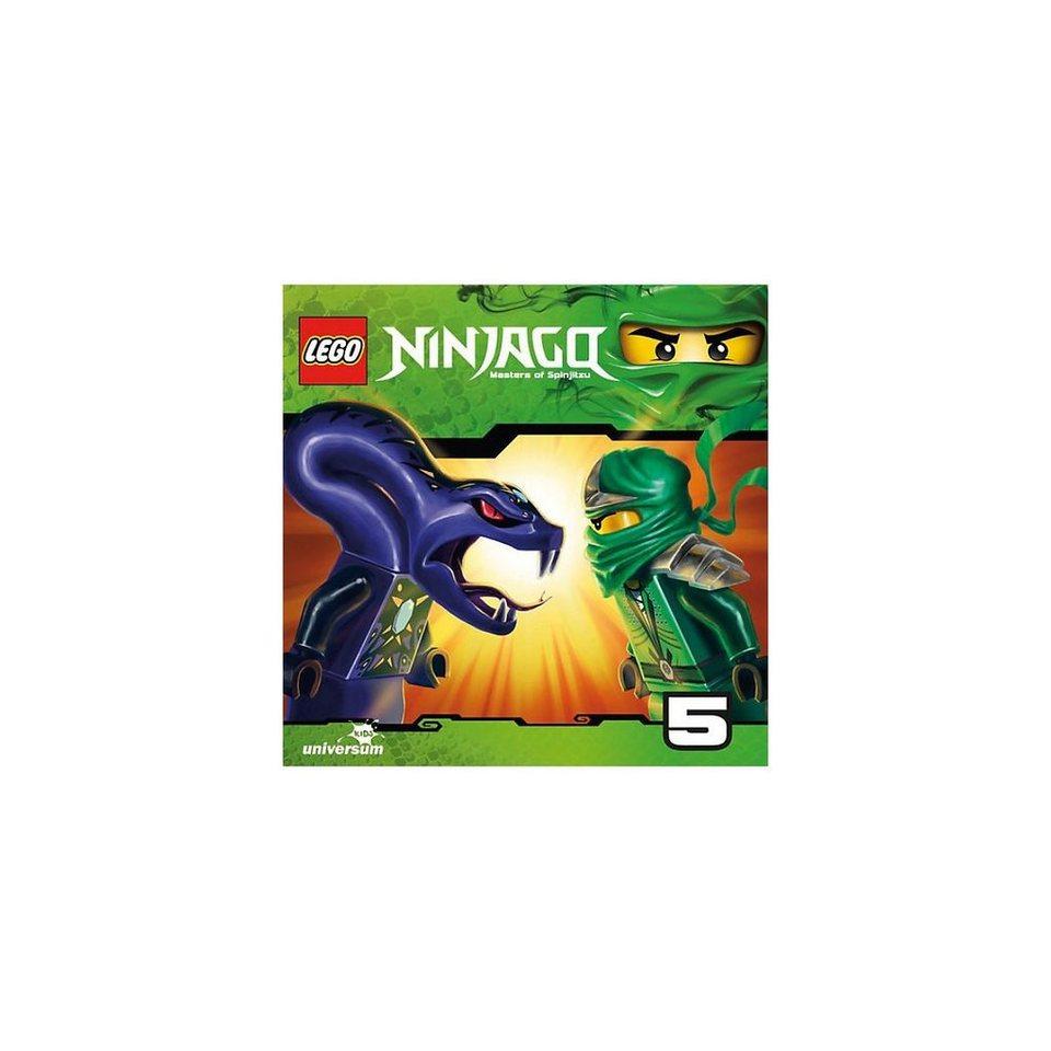 LEGO® Hörspiel »CD LEGO Ninjago - Das Jahr der Schlangen 5« online kaufen