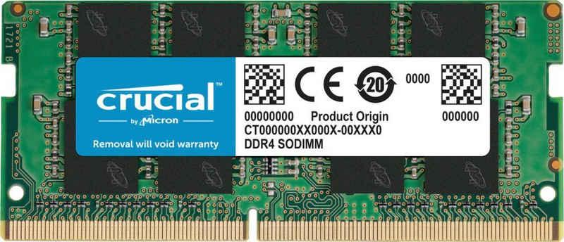 Crucial »16GB DDR4-2400 SODIMM« Arbeitsspeicher