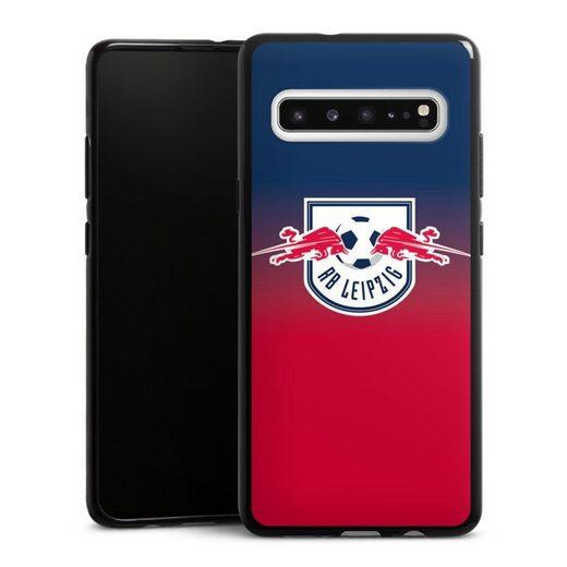 DeinDesign Handyhülle »Verlauf RB Leipzig« Samsung Galaxy S10 5G, Hülle Offizielles Lizenzprodukt RB Leipzig Bundesliga