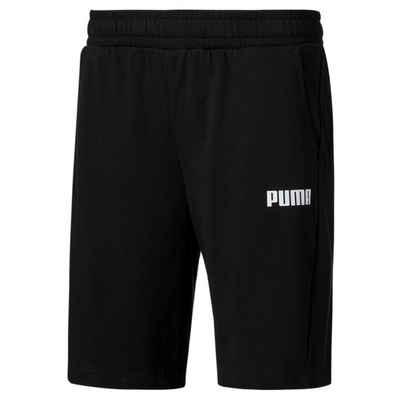 PUMA Jogginghose »Essentials Jersey Herrenshorts 25cm«