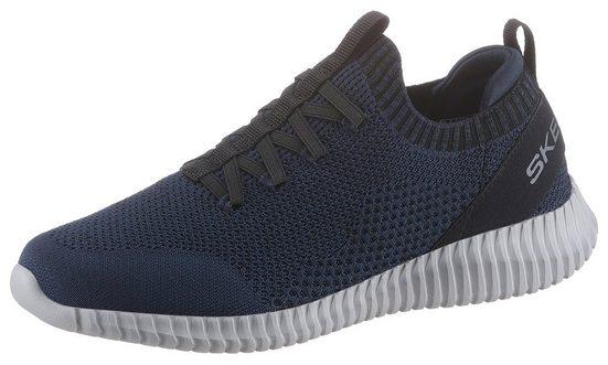 Skechers »Elite Flex« Slip-On Sneaker mit komfortabler Air-Cooled Memory Foam
