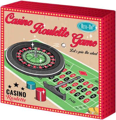 Retr-Oh! Spiel, »Casino Roulette Game«