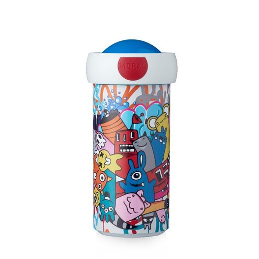 Rosti Mepal Trinkflasche »Rosti Mepal Campus Verschlussbecher 300 ml (Graffi«