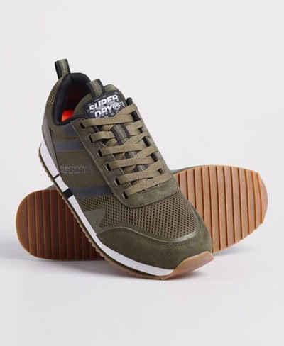 Superdry »FERO RUNNER CORE Khaki« Sneaker