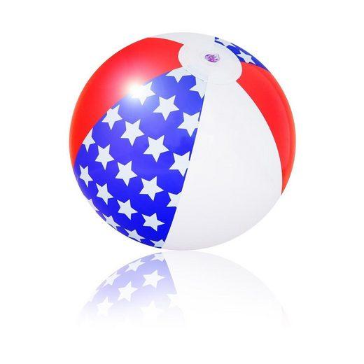PI-PE Badekappe »PI-PE Strandball Wasserball Pure stars«