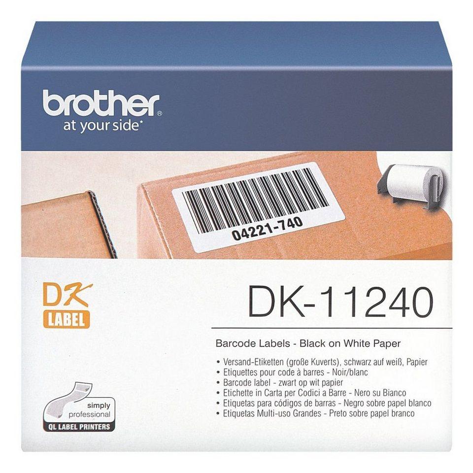 brother versand etiketten f r pakete dk 11240 otto. Black Bedroom Furniture Sets. Home Design Ideas