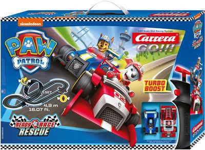 Carrera® Autorennbahn »Carrera GO!!! - PAW Patrol - Ready Race Rescue« (Streckenlänge 4,9 Meter)