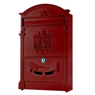 Mucola Briefkasten »Letterbox Briefkastenanlage«, mit 3D Relief