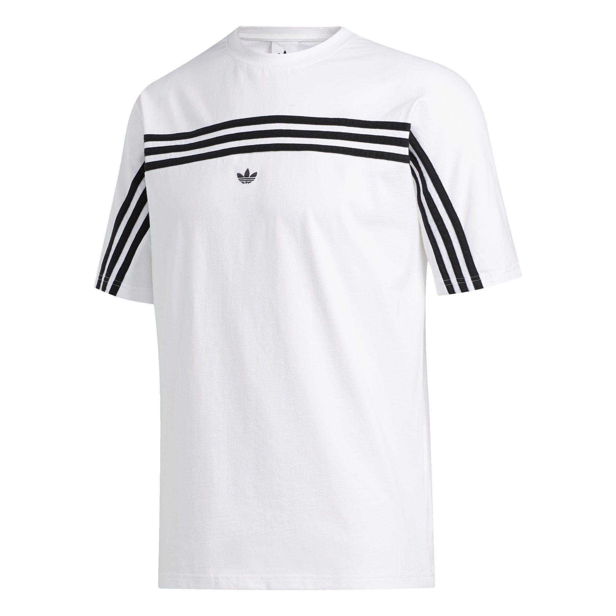 adidas Originals T Shirt »3 Streifen T Shirt« | OTTO