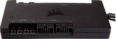 Corsair Computer-Kühler »Commander PRO, Digital Fan and RGB Lighting Controller«