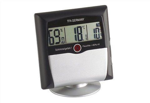 Digitales Thermo-Hygrometer, TFA, »Comfort Control«