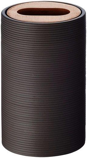 Ridder Zahnbürstenhalter »Roller«, (1-St), mit Struktur-Oberfläche