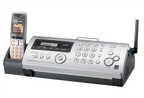 Fax-/Telefonkombination, Panasonic, »KX-FC265GS«