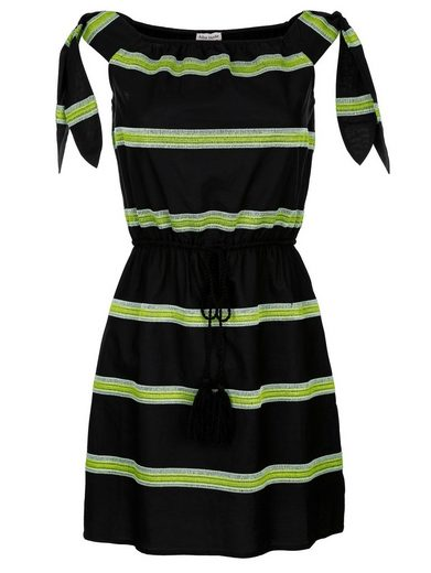 Alba Moda Strandkleid im Streifenlook