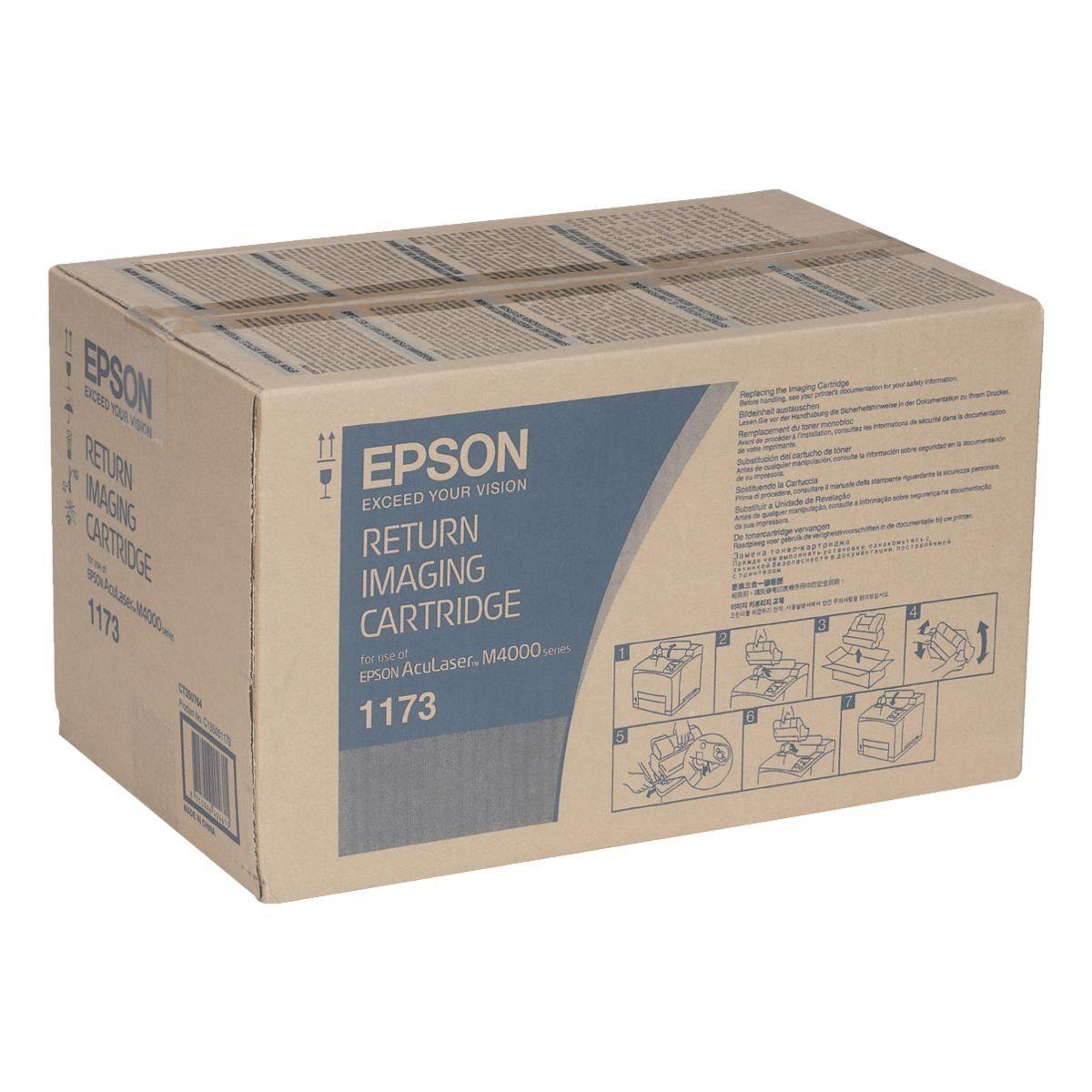 Epson Rückgabe-Tonerkassette »S051173«