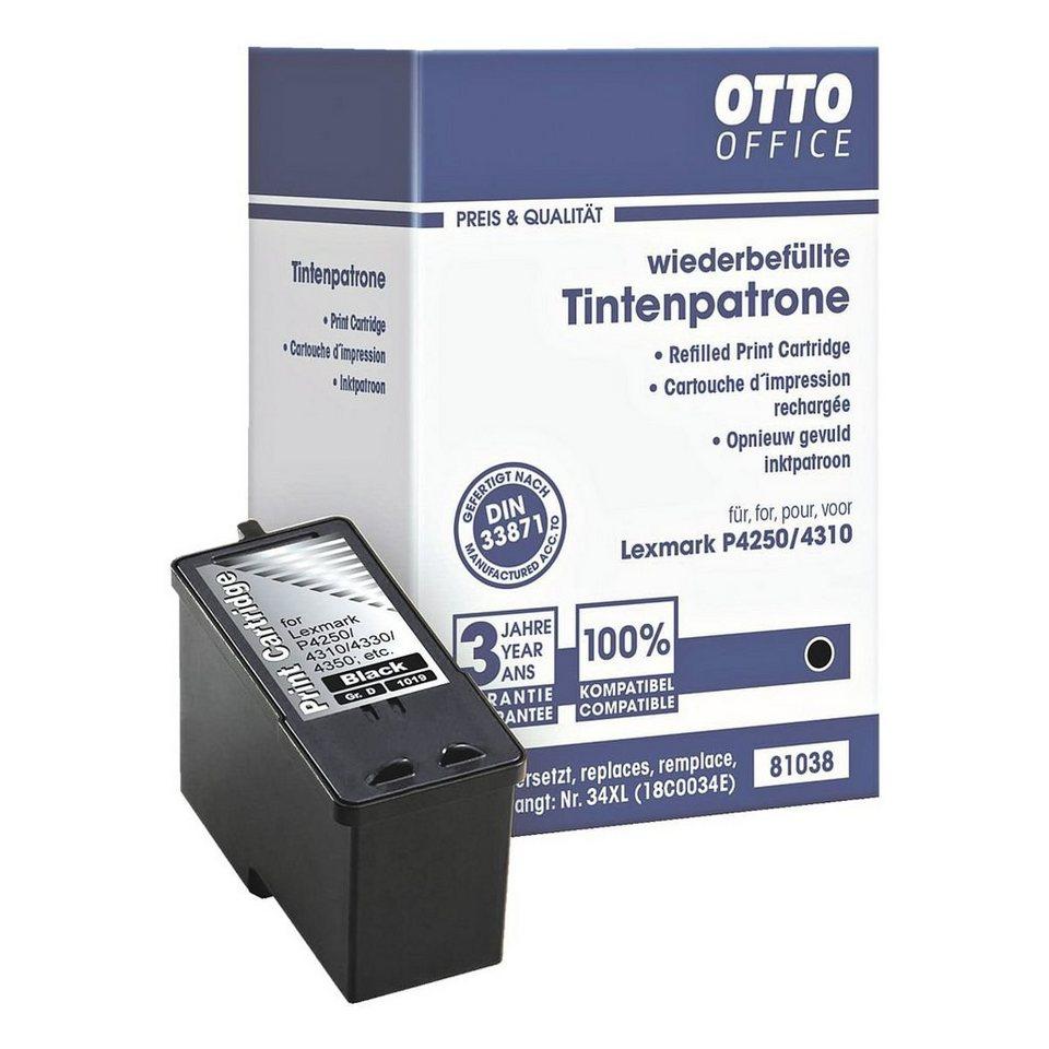 OTTO Office Standard Tintenpatrone ersetzt Lexmark »18C0034E« Nr. 34