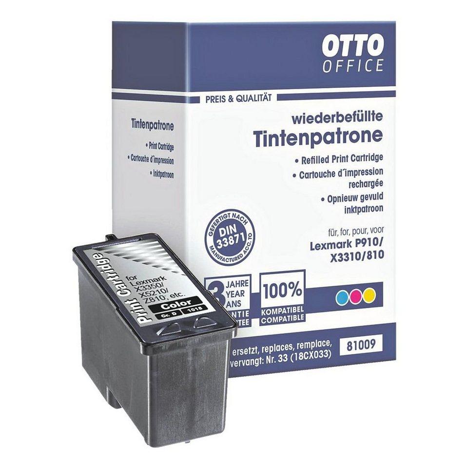 OTTO Office Standard Tintenpatrone ersetzt Lexmark »18CX033« Nr. 33