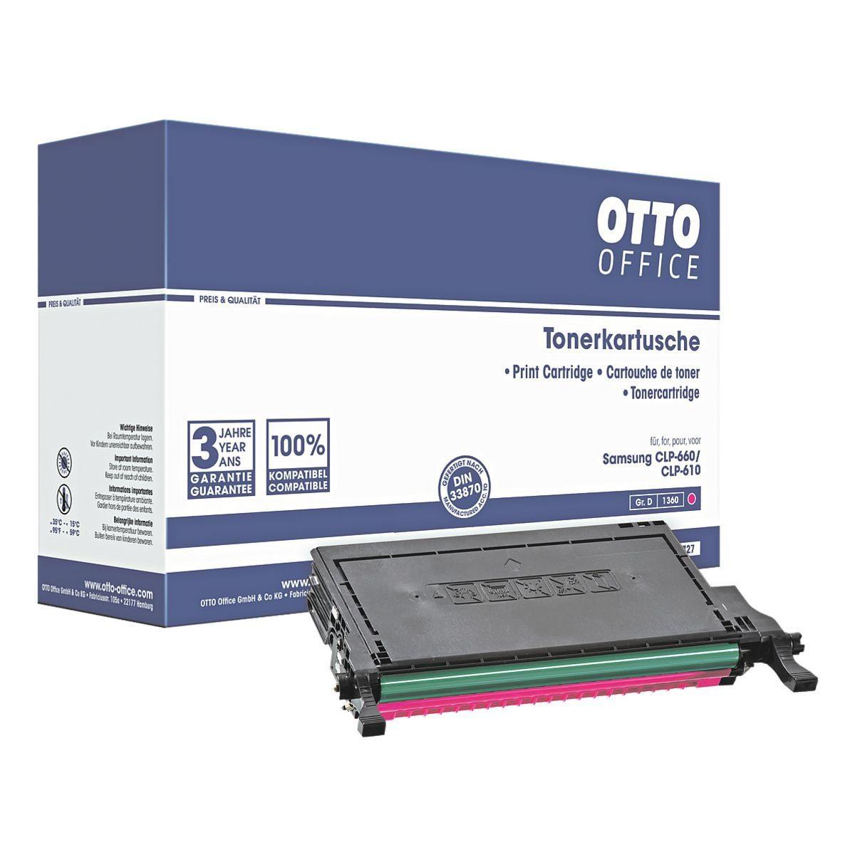 OTTO Office Toner ersetzt Samsung »CLP-M660B«