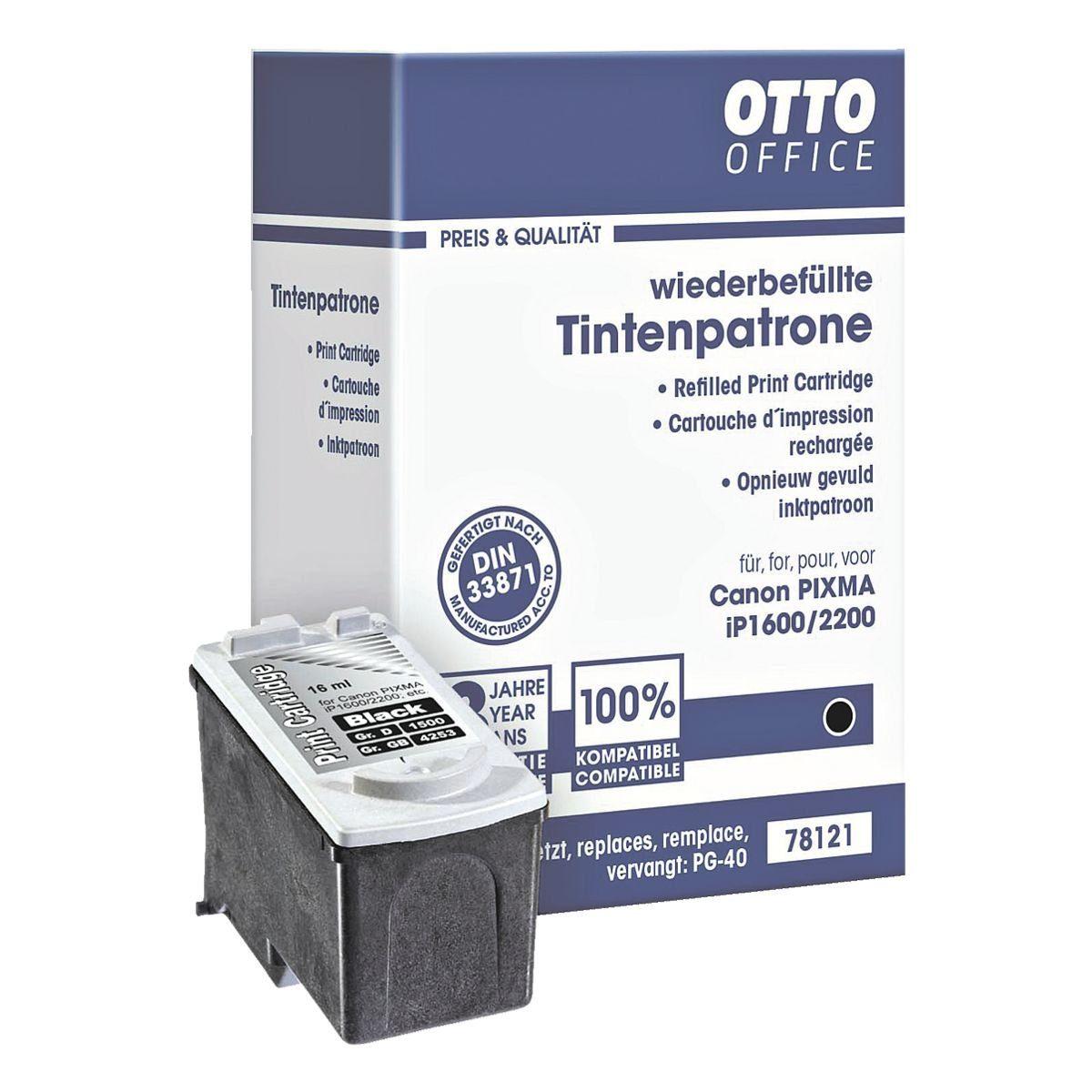 OTTO Office Tintenpatrone ersetzt Canon »PG-40«