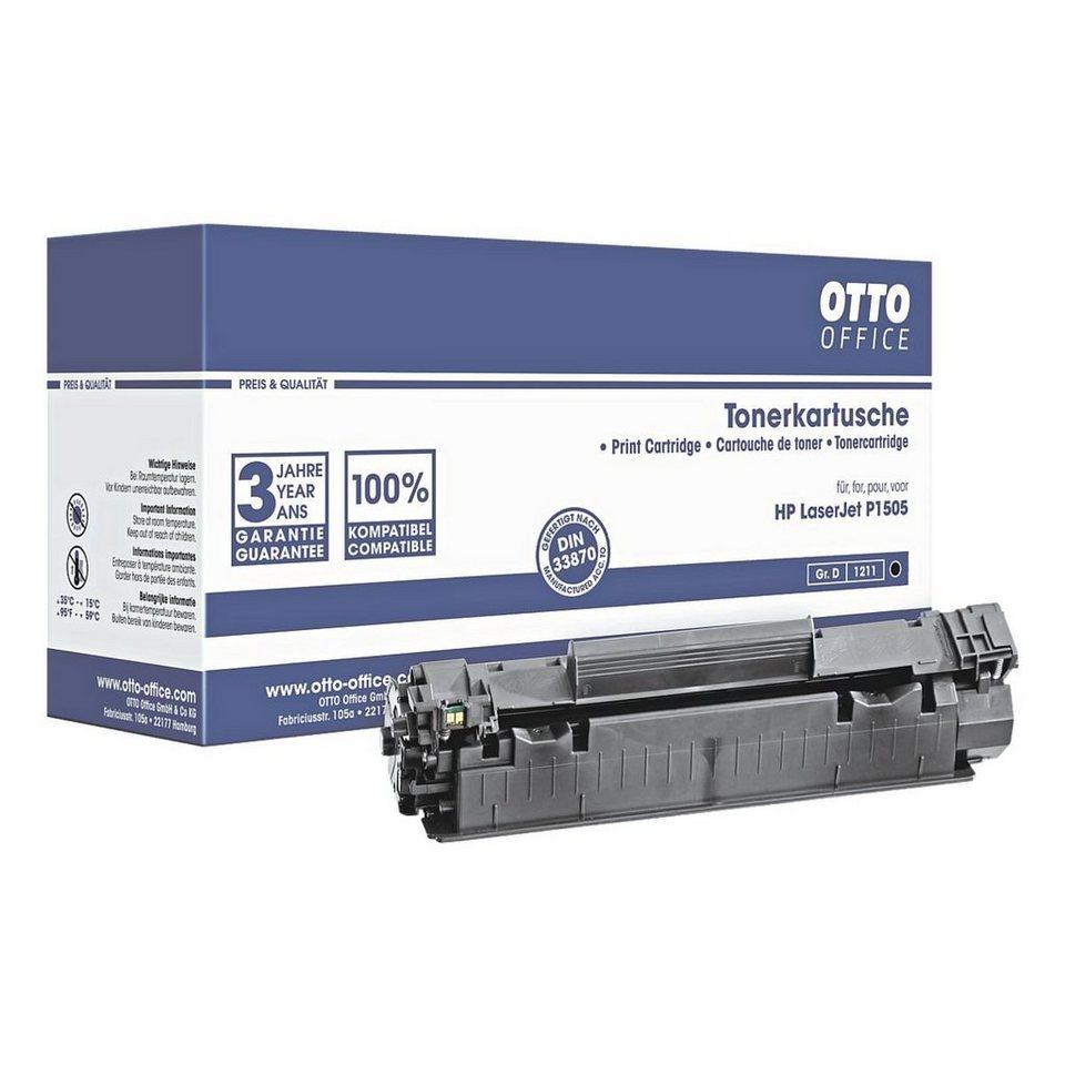 OTTO Office Standard Tonerpatrone ersetzt HP »CB436A« Nr. 36A