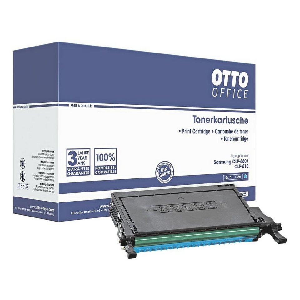 OTTO Office Standard Toner ersetzt Samsung »CLP-C660B«