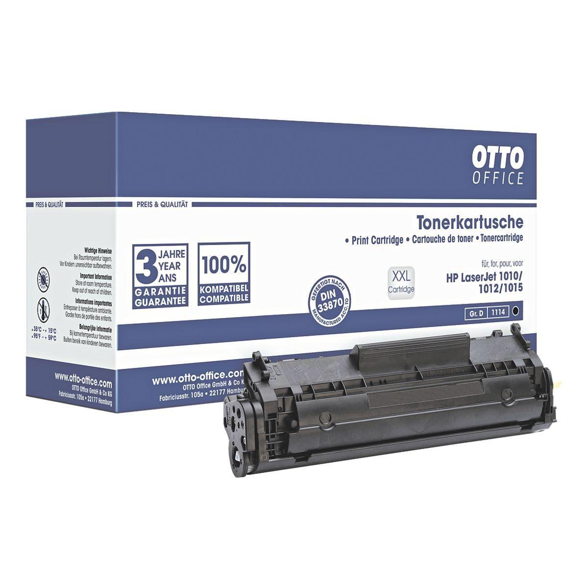 OTTO Office Druckkassette ersetzt HP »Q2612A XXL« Nr. 12 A