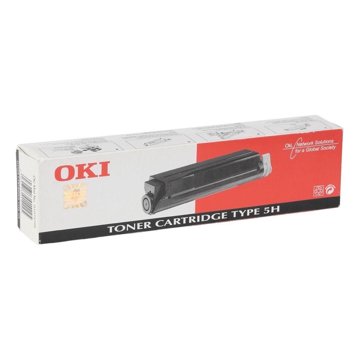 OKI Tonerpatrone »01074705«