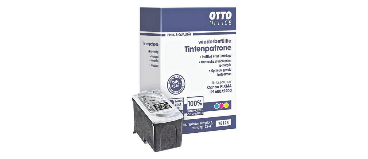 OTTO Office Standard Tintenpatrone ersetzt Canon »CL-41«