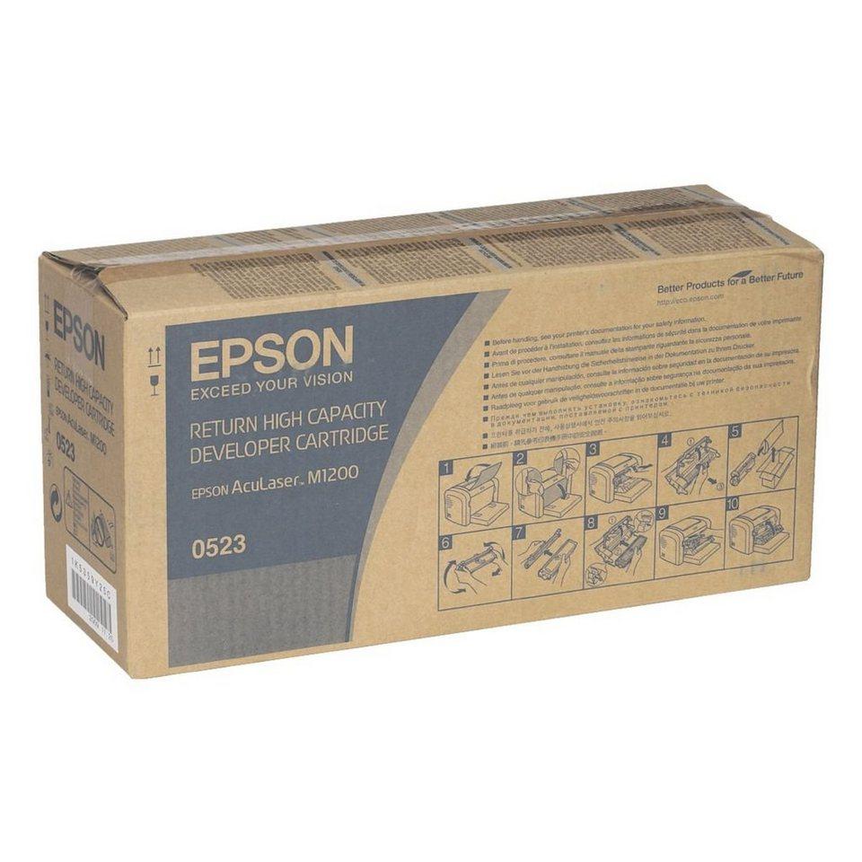 Epson Rückgabe-Tonerpatrone »S05023«