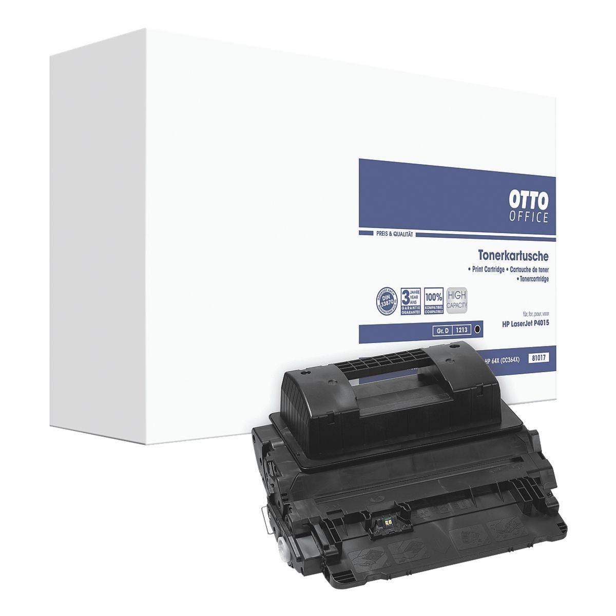 OTTO Office Standard Tonerpatrone ersetzt HP »CC364X« Nr. 64X