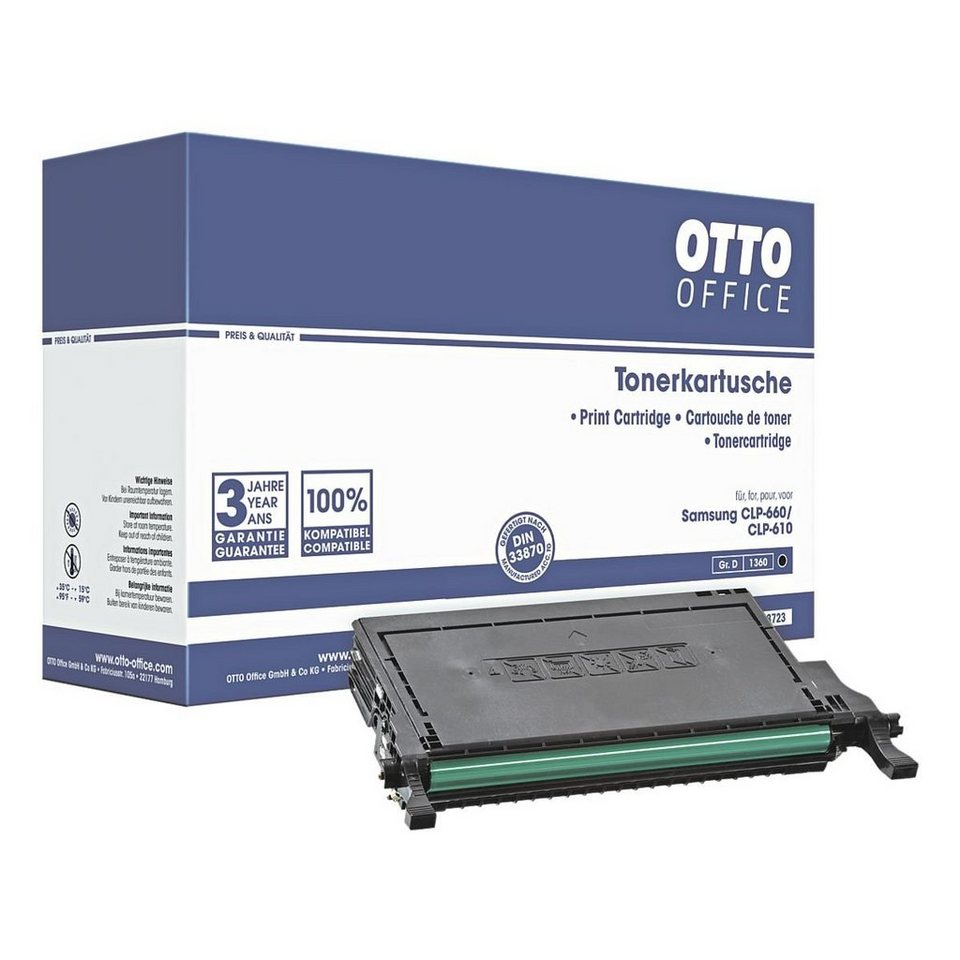 OTTO Office Standard Toner ersetzt Samsung »CLP-K660B«