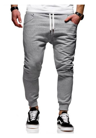 behype Sportinio stiliaus kelnės »JOGGERY« im...