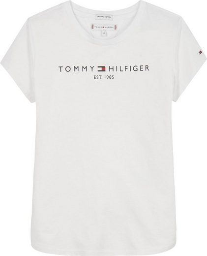 TOMMY HILFIGER T-Shirt »ESSENTIAL TEE« in Basicform