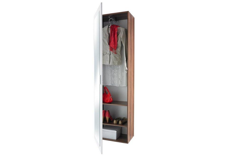 Garderobenschrank torino mit spiegel kaufen otto - Garderobenschrank mit spiegel ...