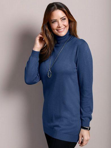 MIAMODA Pullover aus feinem Strick