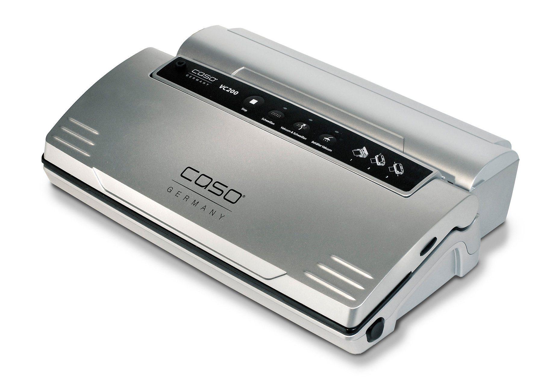 Caso Germany Vakuumierer »VC 200«, Rollenbreite max. 30 cm bei beliebiger Länge