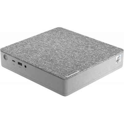 Lenovo IdeaCentre Mini 5 (90Q70031GF) 512 GB SSD / 8 GB - Desktop PC - mineral grey Mini-PC (Intel Core i7, 8 GB RAM, 512 GB SSD)