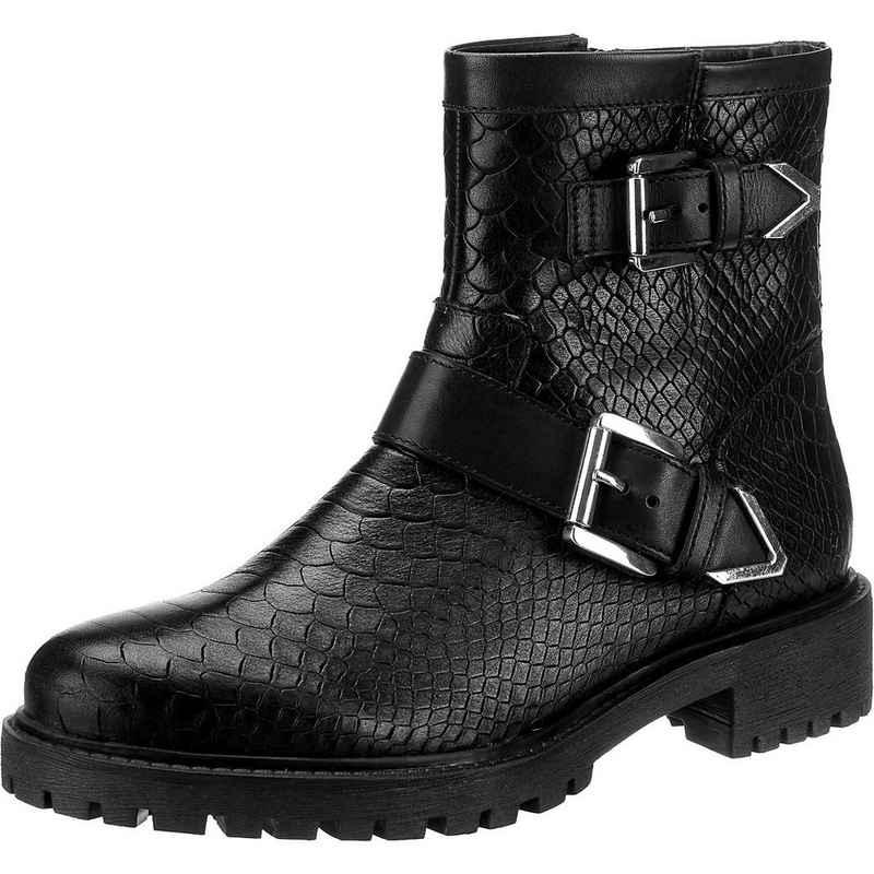 Geox »D Hoara Biker Boots« Bikerboots
