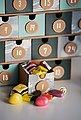 Rico-Design Verlag Kalender zum Selbstbasteln »Tannenbaum«, 32,5 cm x 30,5 cm, Bild 9