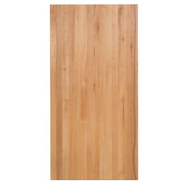 boho office® Schreibtischplatte| Massivholz mit 16 durchgehende Lamellen| im Feinschliff geschliffen| mit BIO Öl veredelt | Büro > Bürotische > Bürotische-Zubehör | boho office®