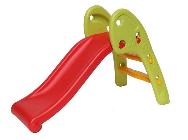 Clamaro Indoor-Rutsche, (Clamaro Kinderrutsche Indoor und Outdoor), Clamaro Rutsche - einfach, Kinderrutsche, Indoor, Outdoor, Spielzimmer, Garten, extra breite Standbeine und Stufen