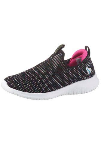 Skechers Kids »ULTRA FLEX« Slip-On Sneaker su pamink...
