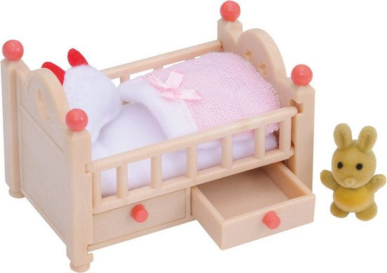 EPOCH Traumwiesen »Sylvanian Families Baby-Krippe« Puppenhausmöbel