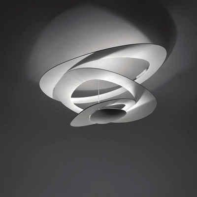 Artemide Deckenleuchte »Deckenleuchte Pirce mini in Weiß«, Deckenlampe, Deckenbeleuchtung, Deckenlicht