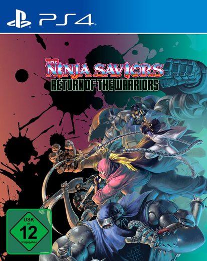 The Ninja Saviors - Return of the Warriors PlayStation 4