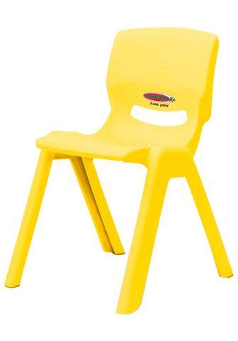Jamara Viena ant kito sustatomos kėdės »Smile...