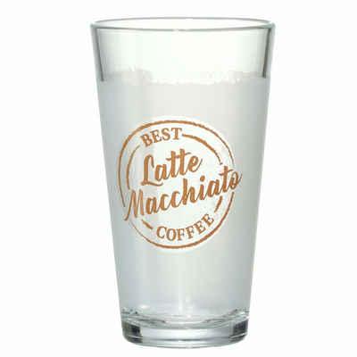 Ritzenhoff & Breker Latte-Macchiato-Glas »Happy - Smell«, Glas